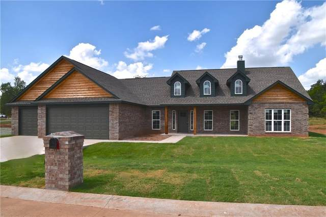 11895 Blue Heron Creek, Guthrie, OK 73044 (MLS #971675) :: Sold by Shanna- 525 Realty Group