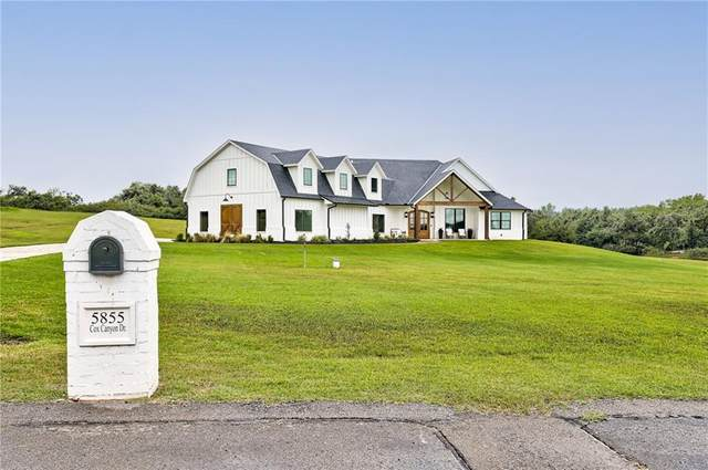 5855 Cox Canyon Drive, Guthrie, OK 73044 (MLS #971712) :: Sold by Shanna- 525 Realty Group