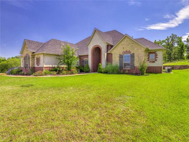 7400 Thunder Canyon Avenue, Edmond, OK 73034 (MLS #972006) :: Keller Williams Realty Elite