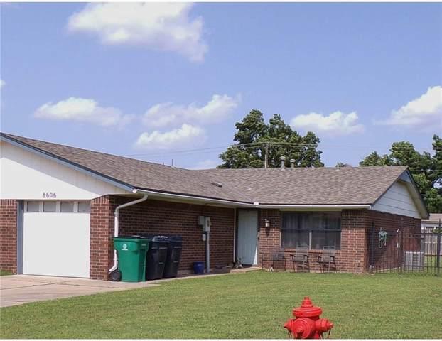 8606 S Camay Avenue, Oklahoma City, OK 73159 (MLS #972044) :: Keller Williams Realty Elite