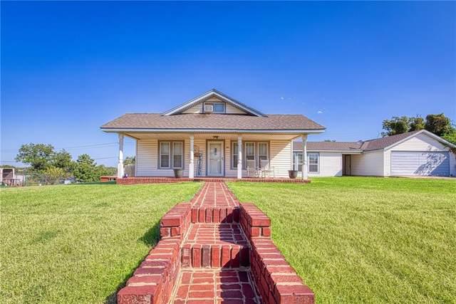 1001 Main Street, Hammon, OK 73650 (MLS #972333) :: Sold by Shanna- 525 Realty Group