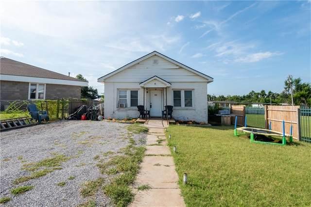 2818 NE 24th Street, Oklahoma City, OK 73111 (MLS #972497) :: Meraki Real Estate