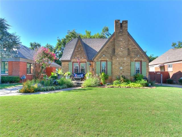 2622 NW 11th Street, Oklahoma City, OK 73107 (MLS #972523) :: Sold by Shanna- 525 Realty Group