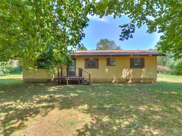 722 S 24th Street, Okemah, OK 74859 (MLS #972584) :: Sold by Shanna- 525 Realty Group