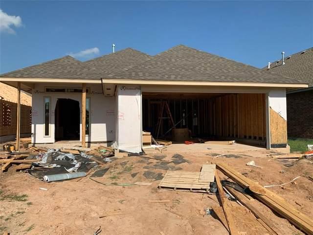 1105 Falling Leaf Terrace, Moore, OK 73160 (MLS #972702) :: Erhardt Group
