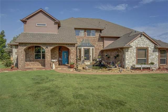 5699 NE Skylar Ridge, Piedmont, OK 73078 (MLS #972963) :: Keller Williams Realty Elite