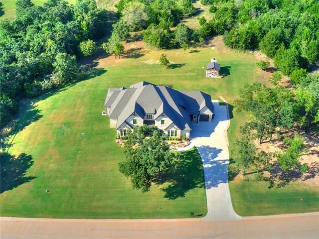 11601 Piazza Way, Arcadia, OK 73007 (MLS #973061) :: Meraki Real Estate