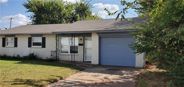 804 NW 23rd Street, Moore, OK 73160 (MLS #973085) :: Meraki Real Estate