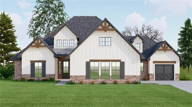 8224 Grass Creek Drive, Edmond, OK 73034 (MLS #973378) :: Sold by Shanna- 525 Realty Group