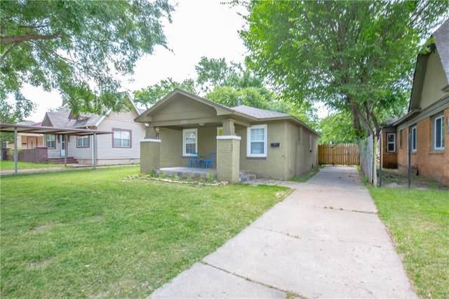 2326 NW 19th Street, Oklahoma City, OK 73107 (MLS #973487) :: Meraki Real Estate