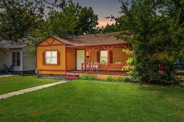 1532 N Market Avenue, Shawnee, OK 74804 (MLS #973525) :: Erhardt Group