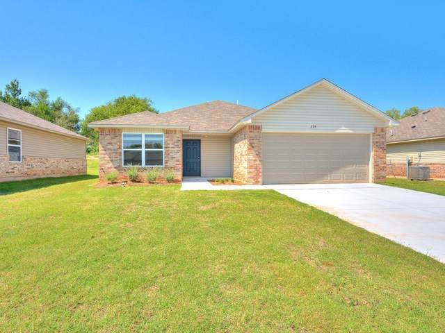 204 Tuscany Circle, Noble, OK 73068 (MLS #973589) :: Sold by Shanna- 525 Realty Group
