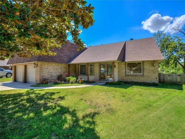 5920 Tiffany Circle, Oklahoma City, OK 73132 (MLS #973684) :: Meraki Real Estate