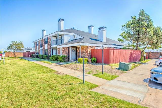 3003 River Oaks Drive #230, Norman, OK 73072 (MLS #973711) :: Maven Real Estate