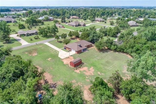 1000 N Birche Terrace, Mustang, OK 73064 (MLS #973898) :: Erhardt Group