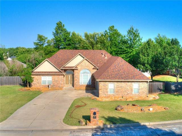 501 Pool Place, Shawnee, OK 74801 (MLS #974280) :: Sold by Shanna- 525 Realty Group