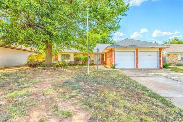 6521 N Ann Arbor Terrace, Oklahoma City, OK 73132 (MLS #974282) :: KG Realty