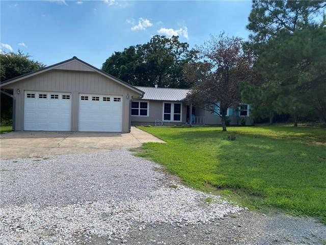 1172 Gaines Creek Road, Canadian, OK 74425 (MLS #974344) :: Erhardt Group