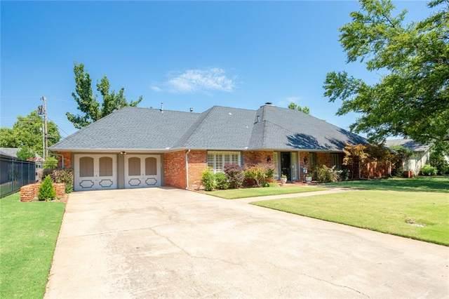 2909 N Finchley Lane, Oklahoma City, OK 73120 (MLS #974598) :: Maven Real Estate
