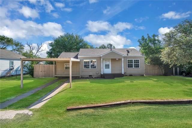 824 N Walker Avenue, Elk City, OK 73644 (MLS #974604) :: Meraki Real Estate