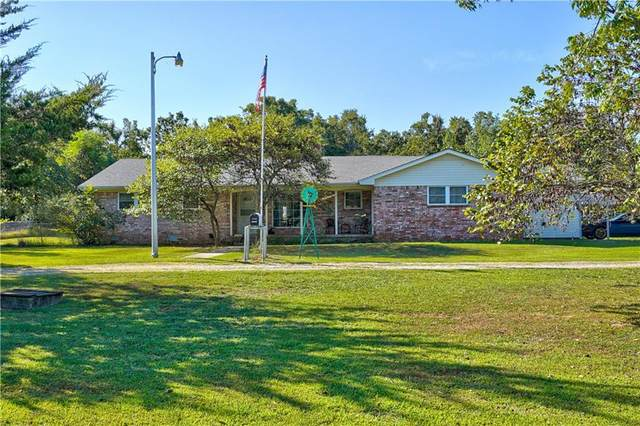 32201 45th Street, Shawnee, OK 74804 (MLS #974742) :: Maven Real Estate