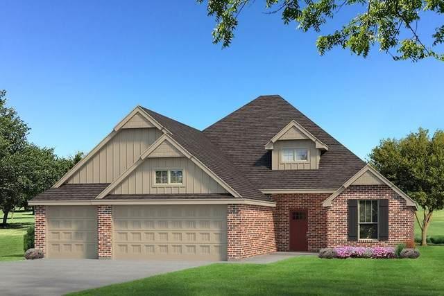 633 Texoma Drive, Edmond, OK 73025 (MLS #974779) :: Maven Real Estate