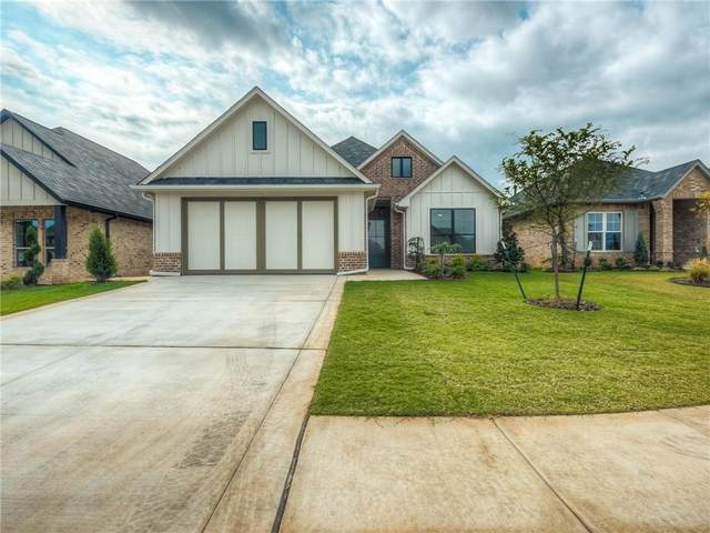 116 Pont De Normandie Court, Edmond, OK 73034 (MLS #974808) :: Sold by Shanna- 525 Realty Group