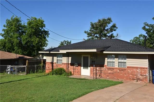 1303 N Walnut Street, Guthrie, OK 73044 (MLS #975335) :: 580 Realty