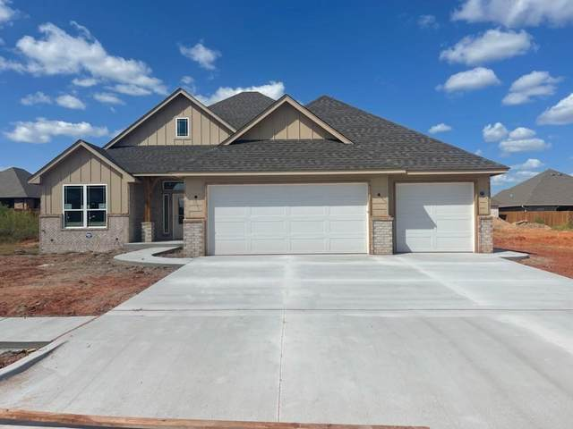 12017 SW 50th Street, Mustang, OK 73064 (MLS #975530) :: Sold by Shanna- 525 Realty Group