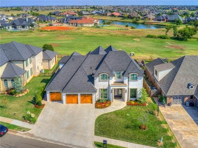 17604 Prairie Sky Way, Edmond, OK 73012 (MLS #975911) :: Meraki Real Estate