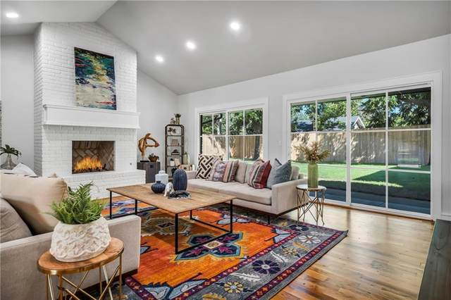 2601 Drakestone Avenue, Oklahoma City, OK 73120 (MLS #976250) :: Meraki Real Estate