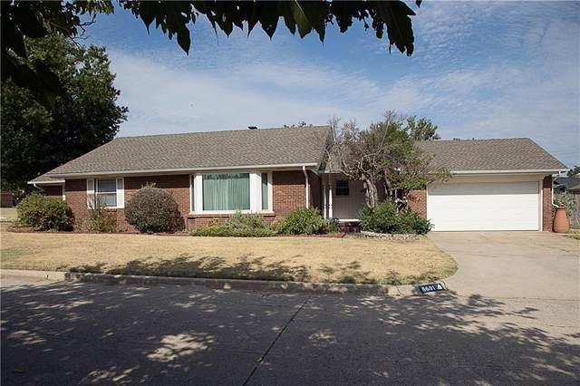 6601 Edgewater Drive, Oklahoma City, OK 73116 (MLS #976305) :: Homestead & Co