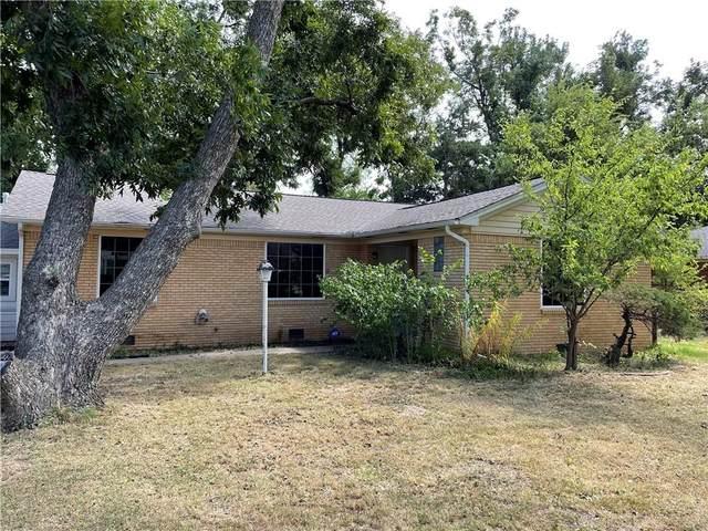 2500 N Geraldine Avenue, Oklahoma City, OK 73107 (MLS #976367) :: Erhardt Group