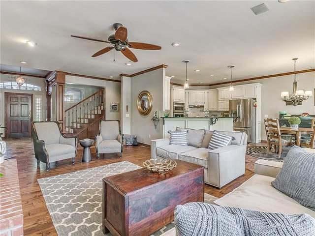 14708 Collingwood Lane, Edmond, OK 73013 (MLS #976588) :: Homestead & Co