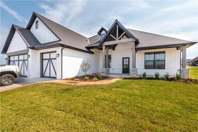 1136 Colonial Avenue, Tuttle, OK 73089 (MLS #976829) :: Keller Williams Realty Elite