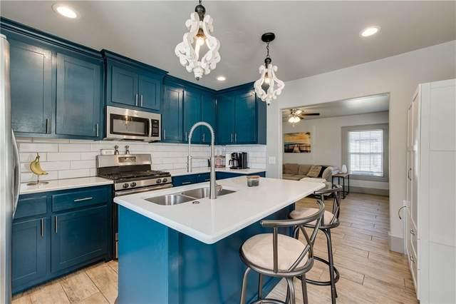 2815 W Park Place, Oklahoma City, OK 73107 (MLS #976972) :: Meraki Real Estate