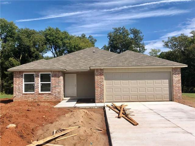 821 Twin Lakes Drive, Noble, OK 73068 (MLS #978636) :: Meraki Real Estate
