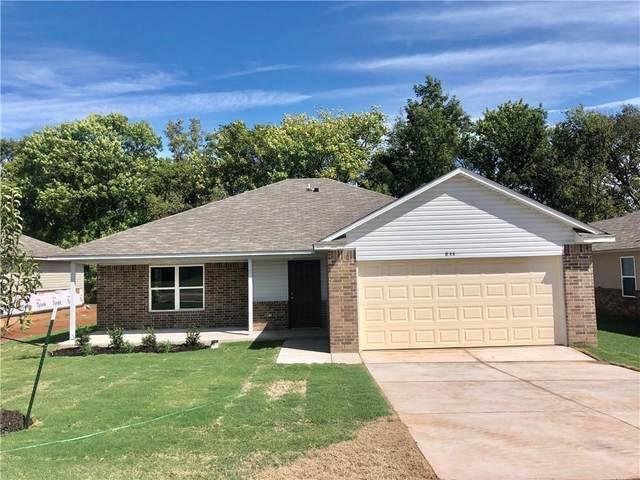 833 Twin Lakes Drive, Noble, OK 73068 (MLS #978639) :: Meraki Real Estate