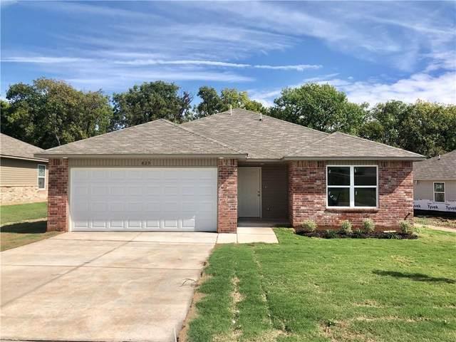 829 Twin Lakes Drive, Noble, OK 73068 (MLS #978642) :: Keller Williams Realty Elite