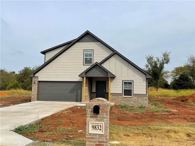 9832 Abington Circle, Edmond, OK 73034 (MLS #978972) :: Meraki Real Estate