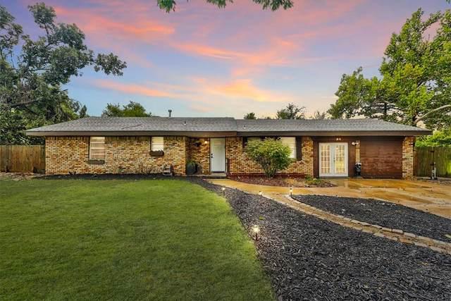 414 Brookside Terrace, Moore, OK 73160 (MLS #979062) :: Keller Williams Realty Elite