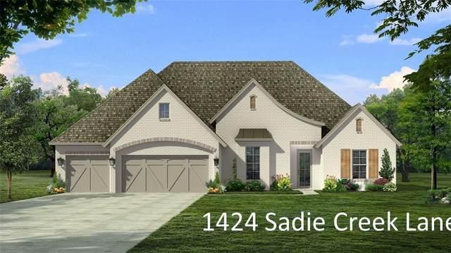 1424 Sadie Creek Lane, Edmond, OK 73034 (MLS #979553) :: KG Realty