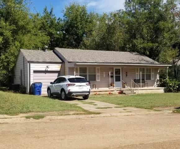 808 W College Avenue, Seminole, OK 74868 (MLS #979709) :: Erhardt Group