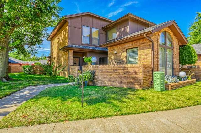 1899 Saddleback Boulevard #33, Norman, OK 73072 (MLS #979789) :: Meraki Real Estate