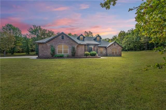19580 Dove Lane, Newalla, OK 74857 (MLS #979844) :: Homestead & Co