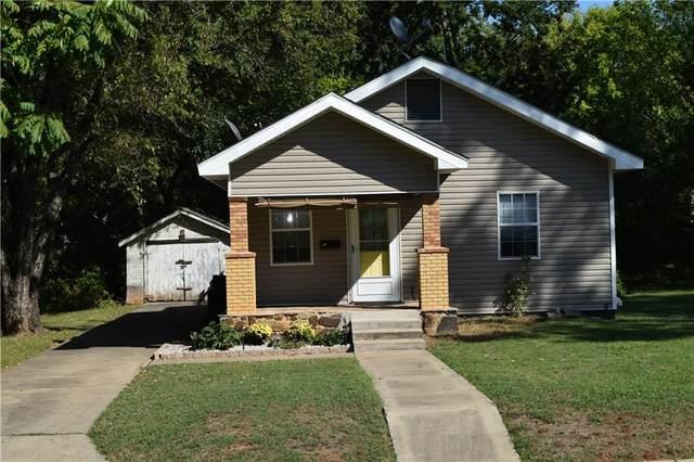 811 N Hobson Avenue, Shawnee, OK 74801 (MLS #980010) :: 580 Realty