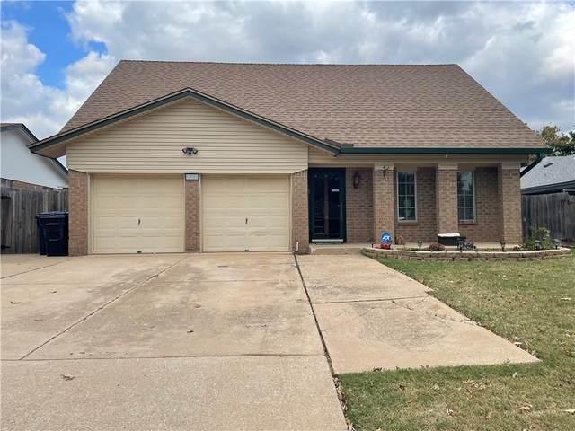 1125 SW 78th Terrace, Oklahoma City, OK 73139 (MLS #980060) :: Keller Williams Realty Elite