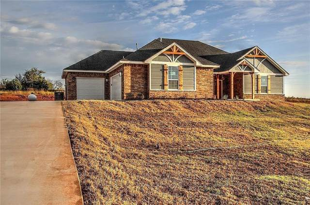 2385 County Road 1262, Blanchard, OK 73010 (MLS #980371) :: Meraki Real Estate