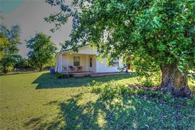 2329 Tecumseh Road, Blanchard, OK 73010 (MLS #980447) :: 580 Realty