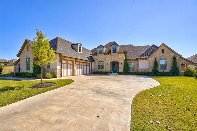 4212 Rutherford Way, Norman, OK 73072 (MLS #980463) :: Homestead & Co